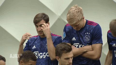 🗣 Hé Rasmus 👉 Kop omhoog, borst vooruit!...