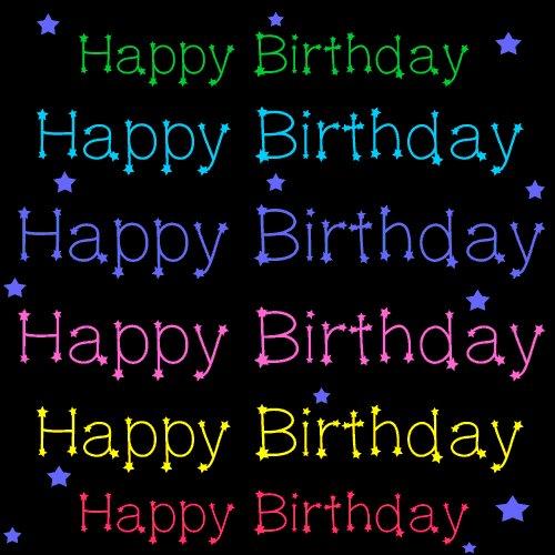 Happy Birthday Jesse!!! I hope you enjoy your special day!