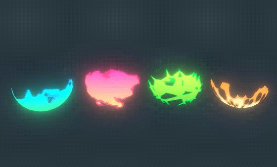 New effect? New effect! #gamedev
