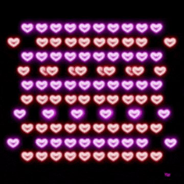 #HappyValentinesDay #pixelart #Hearties #Heart2Heart