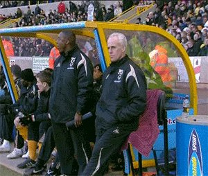 Morning all. Happy 59th birthday to Mick McCarthy today, but more importantly, thank you for this time-less GIF.