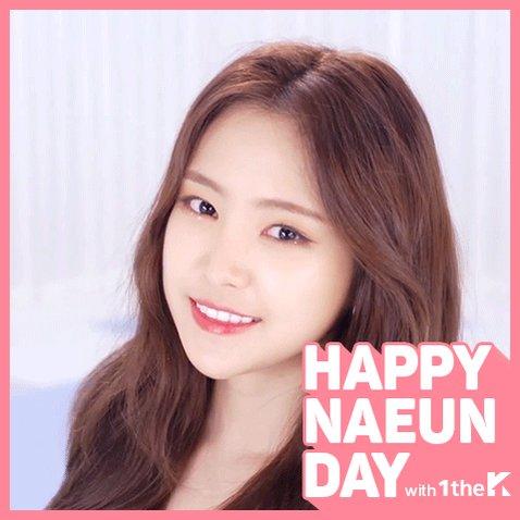 에이핑크 나은이의 생일을 축하합니다💕 Today is #Apink #NA...
