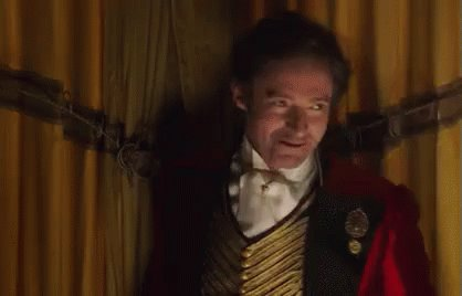 Definitely just went to see @GreatestShowman again. Still awesome.
