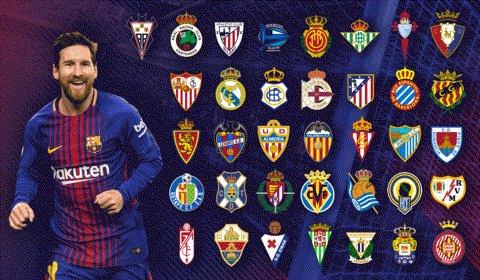 Girona, otra víctima de Leo #Messi en @L...