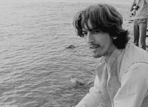 Happy Birthday George Harrison X