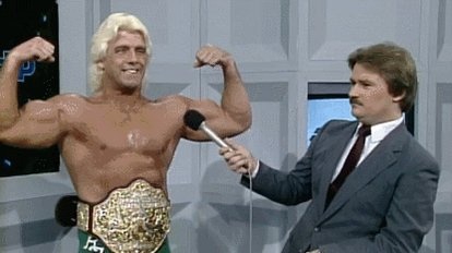 Happy birthday to the Nature Boy Ric Flair. He s 69 today. Nice