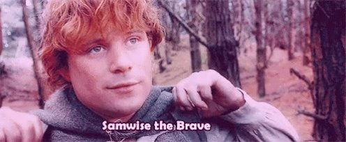 Wow you share a birthday with George Harrison! Happy bday, Samwise