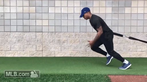 Early mornings. Big goals.   @MStrooo6 is out here working! #StroShow