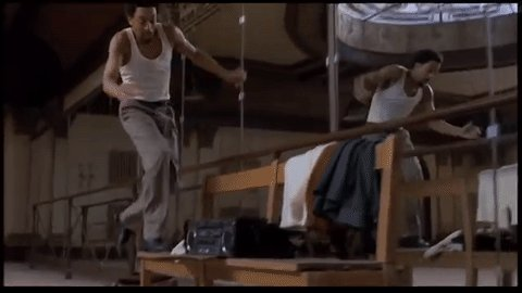 Happy Birthday to my favorite tap dancer of all time, Gregory Hines!!