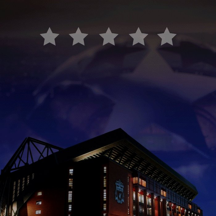 Champions League week. 🙌 Tomorrow 🔛 Porto @ Anfield