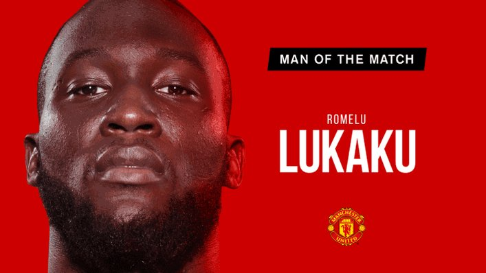 Retweet to cast your vote for Romelu Luk...