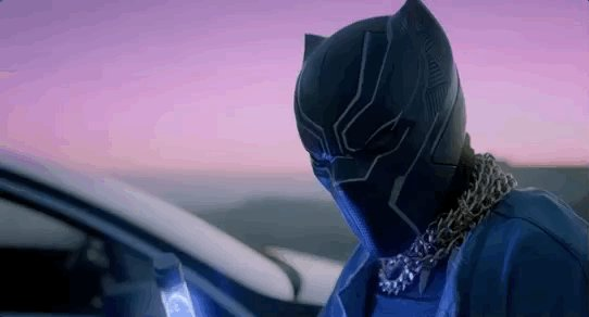 Black Panther joins the Jaden Smith 'Ico...