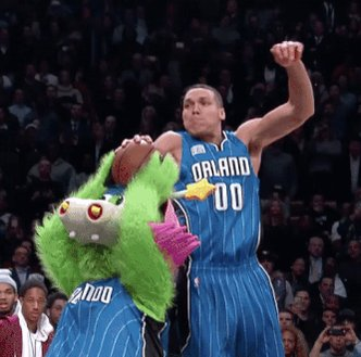 Nothing will ever top Aaron Gordon in th...
