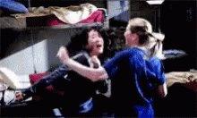 A veces sólo necesitamos bailar #GreysAn...
