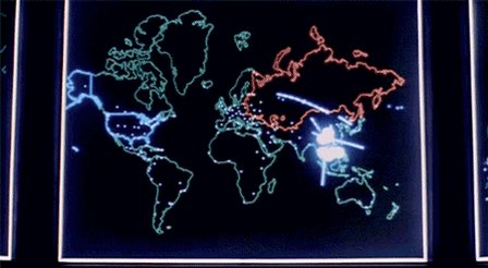 #APartyDoesntEnd a Global Thermonuclear...
