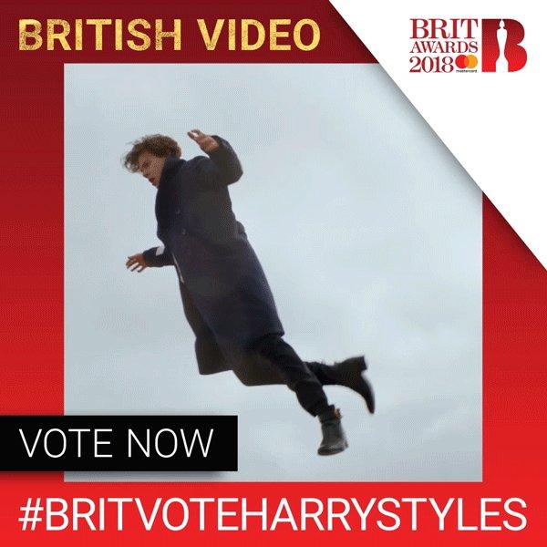To vote for @Harry_Styles - Sign Of The Times tweet #BRITVOTEHARRYSTYLES