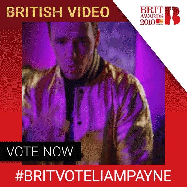 To vote for @LiamPayne feat. @QuavoStuntin - Strip That Down tweet #BRITVOTELIAMPAYNE