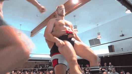 The CHOSEN Bros. collide with Ringkampf!  @SuperKingofBros @RealJeffCobb   #PWG #MysteryVortexV  ⚡�prowrestlingguerrilla.com/merch