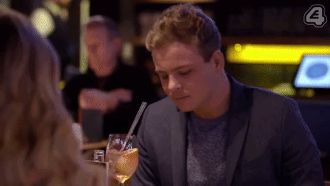 How not to sell LA to a Geordie… #CelebsGoDating @JLIPNICKI