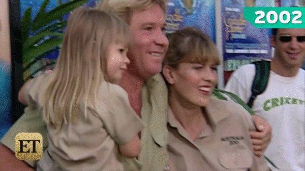 Happy birthday to the late Steve Irwin.