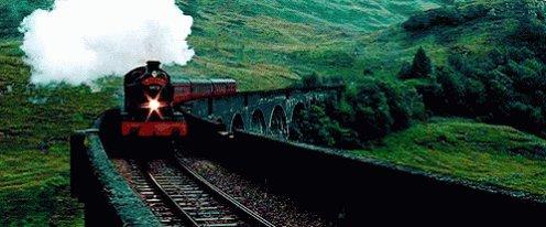 #FelizJueves en viaje relámpago en tren....