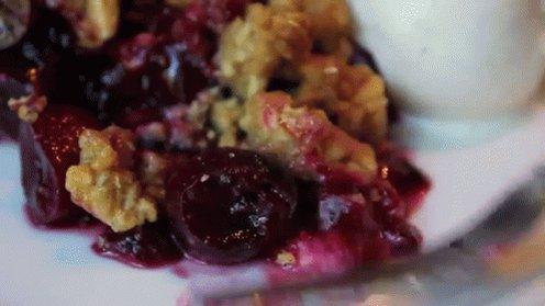 Happy birthday!! Here s a cherry pie :)