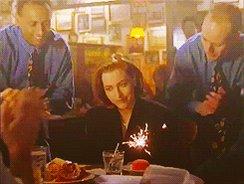 Happy Birthday Dana Scully