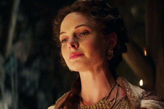 Rebecca Ferguson Hercules