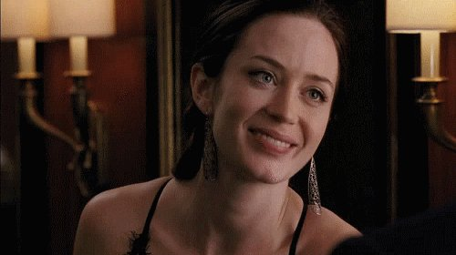 Happy birthday to Emily Blunt! She turns 35 today.  