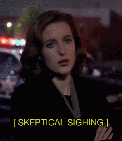 Happy birthday to MY president miss dana scully