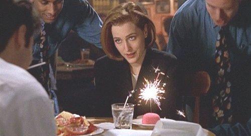 Happy Birthday, Dana Scully