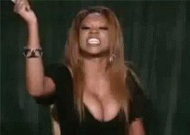 Medusa was minding her business's photo on Tegan