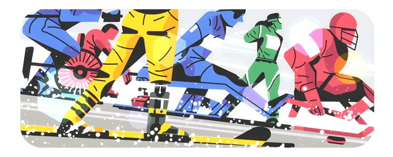 Let the games begin! #GoogleDoodle → goo.gl/U9kTtA