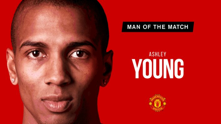Retweet to cast your vote for @Youngy18 as today's #MUFC Man of the Match.