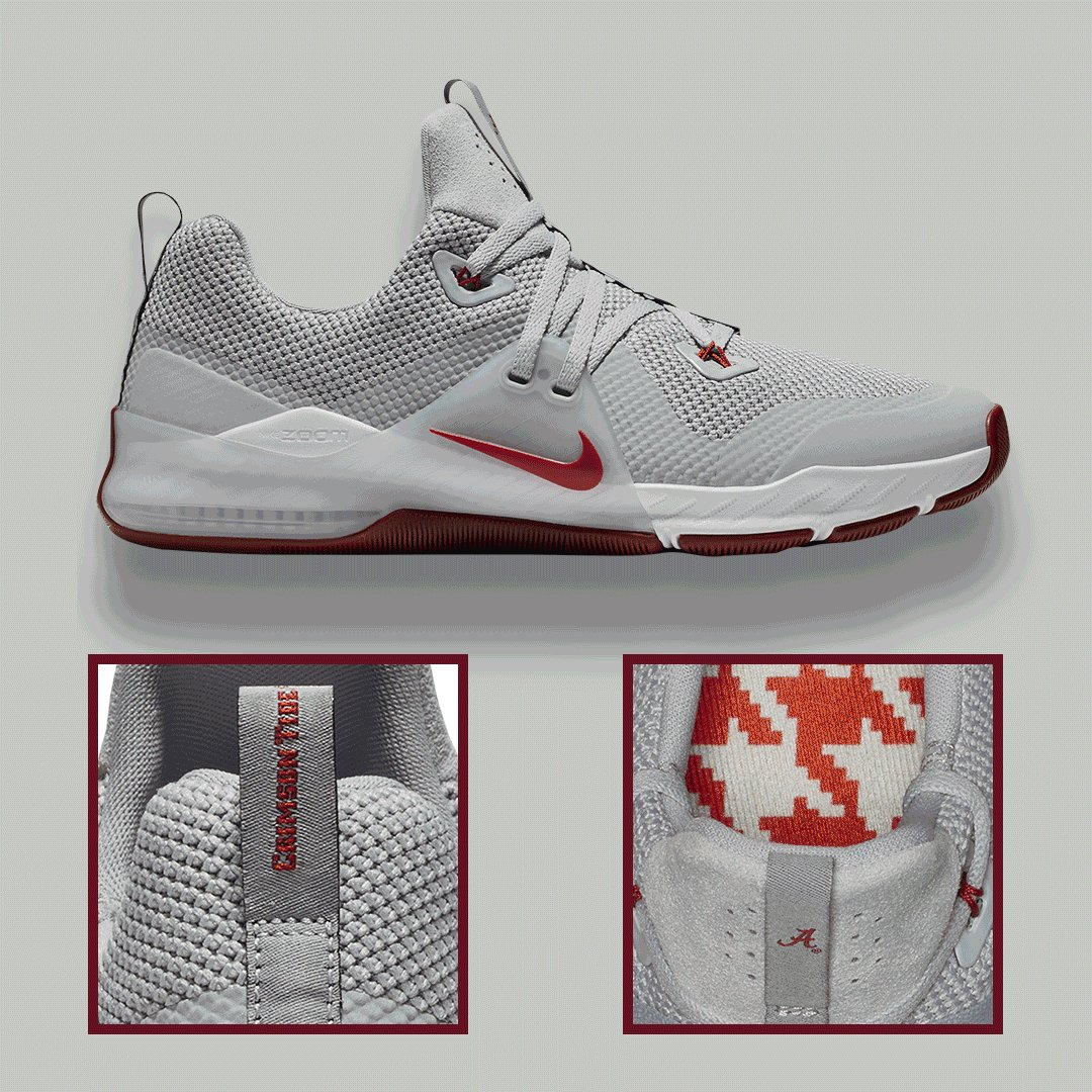 9360ff83a Video player. your team colors fresh kicks get the new college inspired nike  zoom train command ...