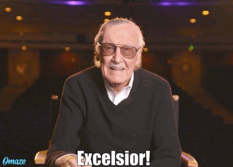 Milenio ¡Hey!'s photo on Stan Lee