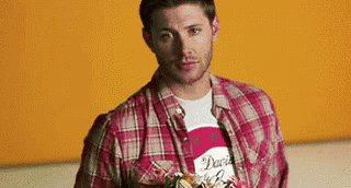 Happy birthday   Here is a lovely Jensen Ackles for you