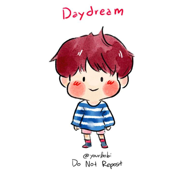#Daydream outfits 🌟💚 #HopeWorld @BTS_twt...
