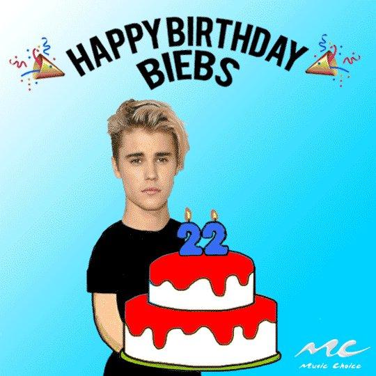 Happy birthday justin bieber  (24th)