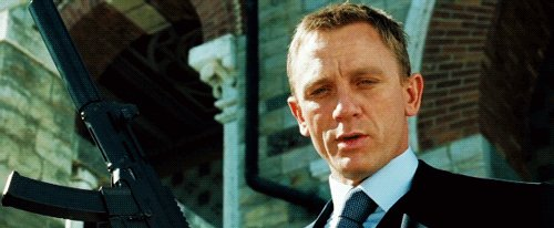 Happy 50th birthday to the best ever Bond. Mr Daniel Craig!