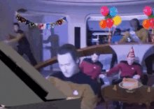 Happy birthday ! Dr. Crusher