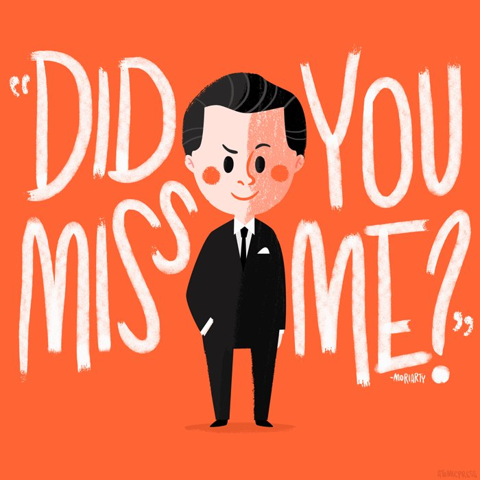 sherlock moriarty did you miss me