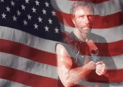 A very happy birthday to Titan Jack Chuck Norris today.