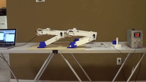 Make your own Boston Dynamics-like, budget-friendly robotic dog: bit.ly/2I4mTgQ