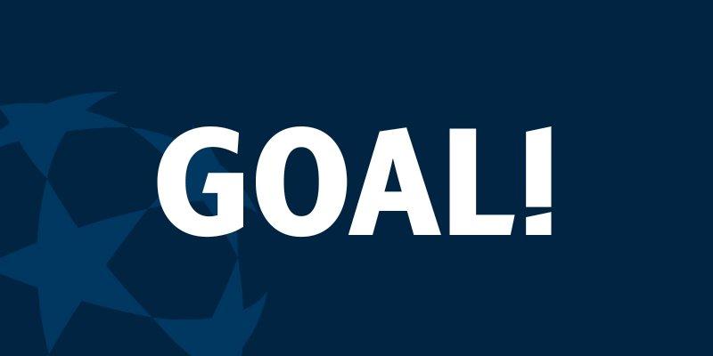 GOAL! Paris 1-2 Real Madrid (Casemiro 80). #UCL