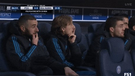 This will definitely be one of the top 10 plays of Benzemas career #RealMadrid #RMAPSG #UCL #ChampionsLeague #REALPSG #Benzema