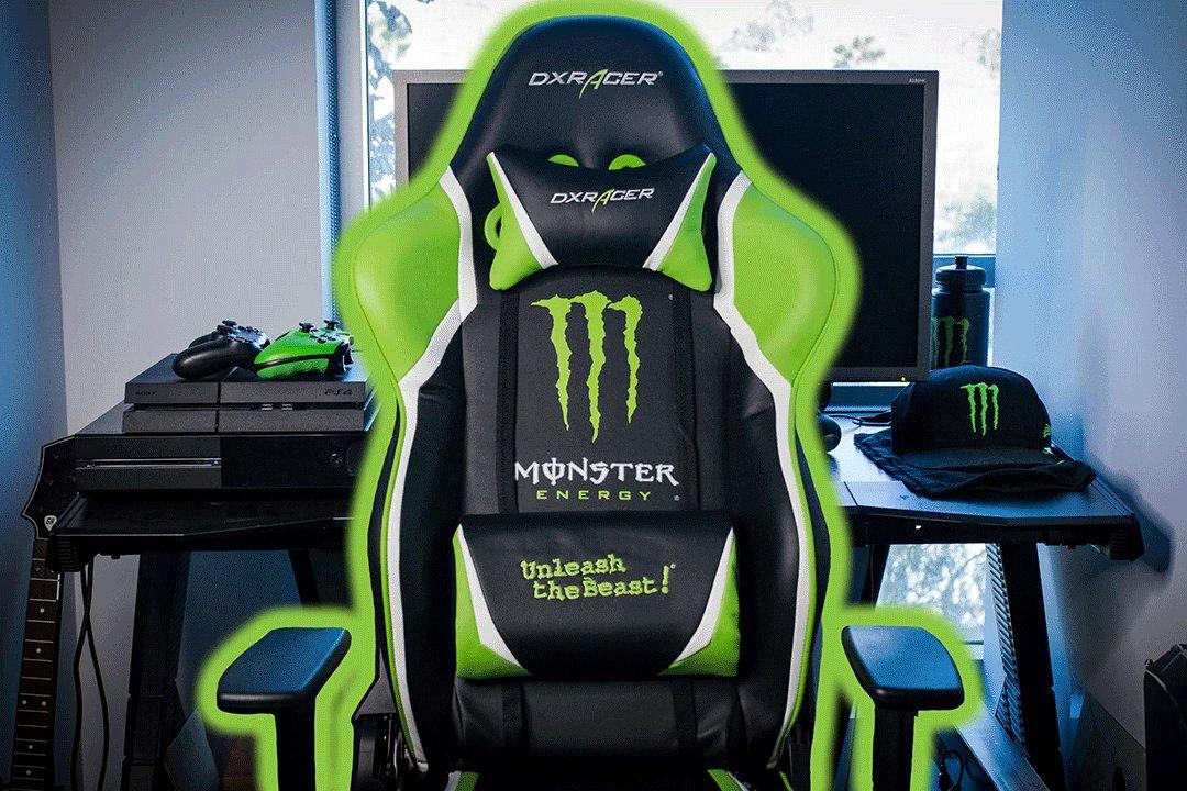 Monster Gaming on Twitter: