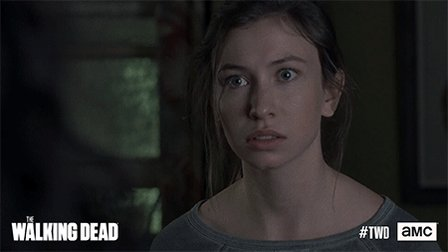 You're Enid, and the women of Oceanside want to execute you for killing their leader, Natania. How do you get out of it? #TWD