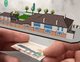 These AR stamps bring historic architecture to life. https://t.co/8VOwfXmQ9o