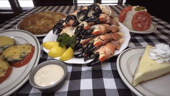@OneTravel A4: Florida seafood! https://...